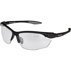 Alpina Twist Four VL+ Brille black matt